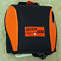 AED:自動体外式除細動器