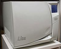Lisa:高性能滅菌装置